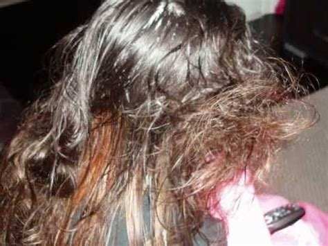 How To Get Matted Knots Out Of Your Hair by Hair Knot How To Get A Hair Knot Out Of Your Hair