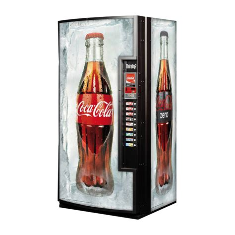 firma coca cola coca cola frisdrankautomaat alle frisdranken in uw firma
