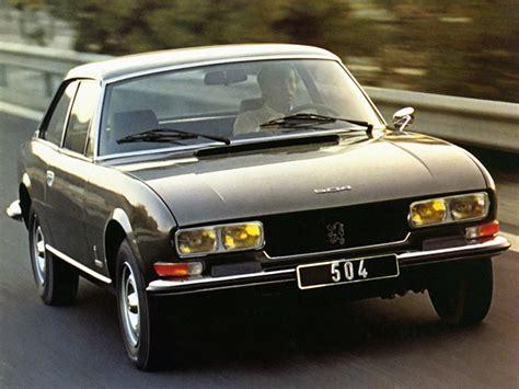 peugeot 504 coupe pininfarina peugeot 504 coup 233 1974 79