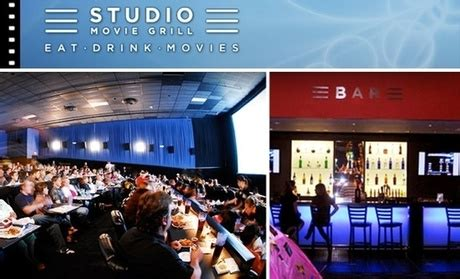 Studio Movie Grill Gift Cards - studio movie grill deal of the day groupon