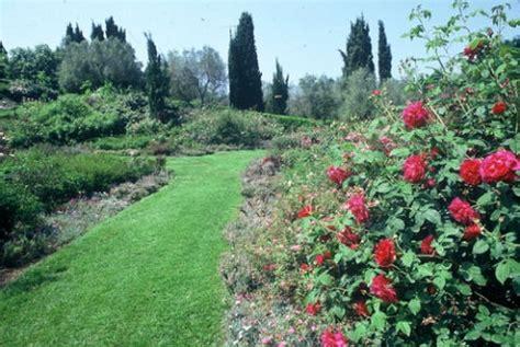 giardino degli aranci orari giardini della landriana