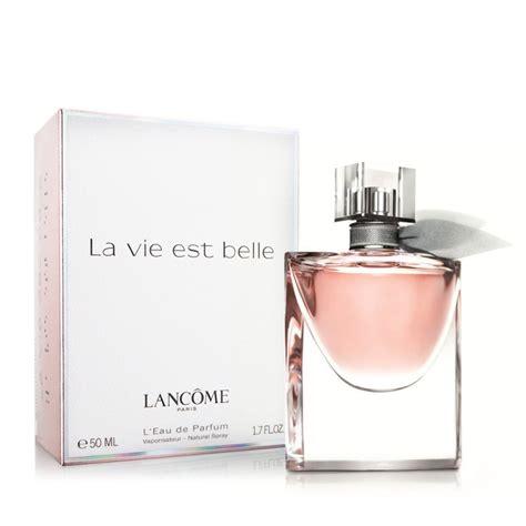 perfume la vie est belle lancome feminino eau de parfum