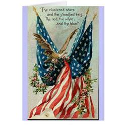 vintage fourth of july greeting card zazzle
