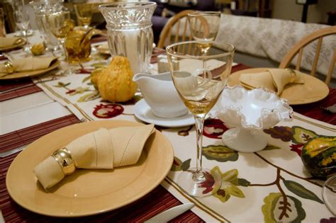 table setting design an inspiring table setting hgtv