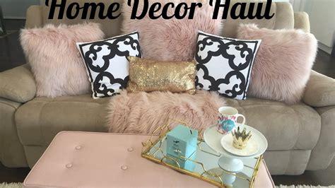 true home decor home decor haul april 2017 youtube