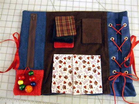 quilt pattern activities fidget activity lap quilt avellar pinterest