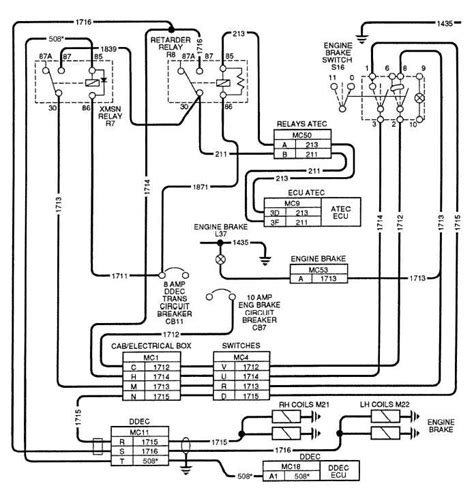 ddec iii wiring diagram get free image about wiring diagram