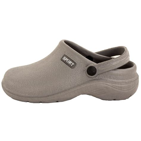 slip on clogs for womens clogs shoes garden water slip on mule sandal rubber