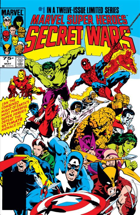 x classic omnibus books marvel heroes secret wars vol 1 1 marvel database