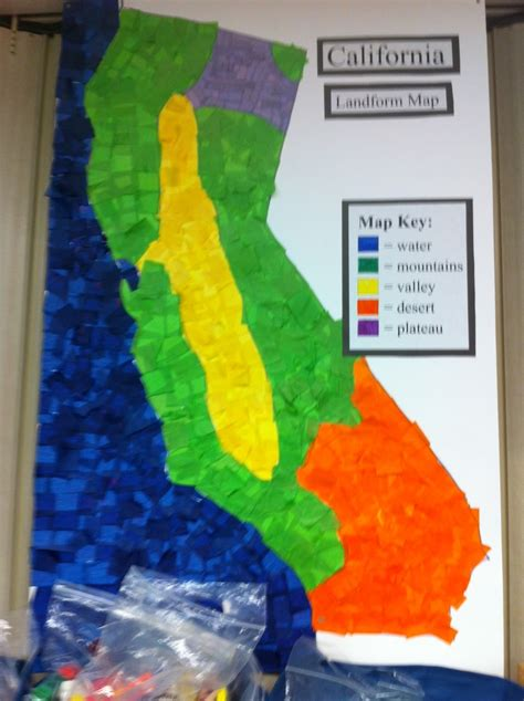 california map project doodle s space differentiated projects for early