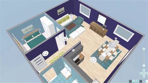 3d house plan image sle sle picture living room live 3d floor plans roomsketcher youtube