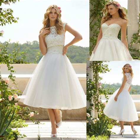 Casual Backyard Wedding Dresses by Wedding Decoration