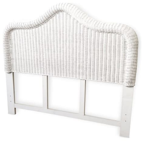 queen size wicker headboard wicker queen headboard elana tropical headboards