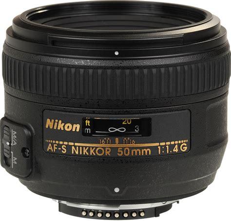Nikon Lensa Afs 50 1 4g nikon af s nikkor 50mm f 1 4g lens xcite alghanim