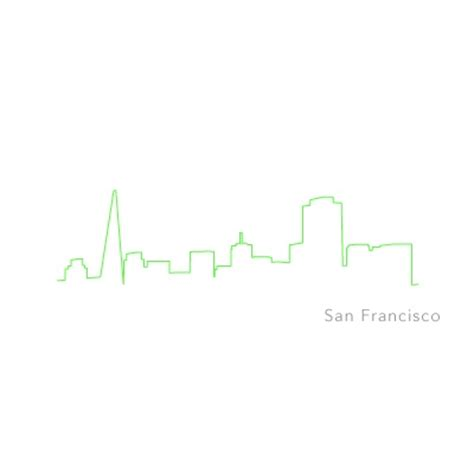 san francisco skyline tattoo 35 best images on