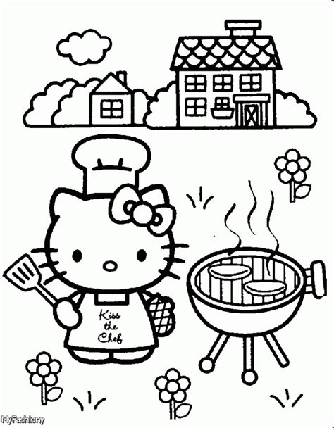 Cooking Coloring Pages To Download And Print For Free Cooking Coloring Page