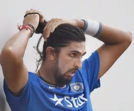 hairstyles of indian cricketers 8 wackiest hairstyles sported by cricketers