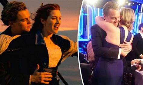 Leonardo Kate To Reunite On The Big Screen by Golden Globes Kate Winslet And Leonardo Dicaprio S