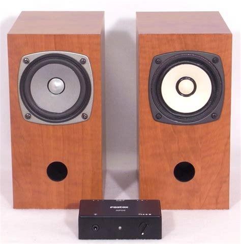 Speaker Fostex Fostex P800e Diy Kanspea 3 Quot Range Speaker Kit Pair