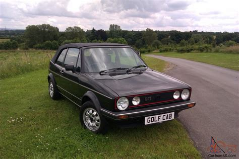 volkswagen golf 1985 1985 volkswagen golf gti related infomation specifications