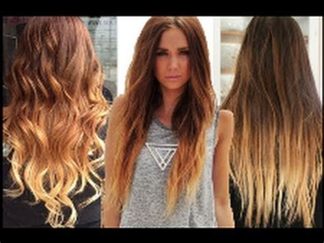 tintes de cabello para morenas 2015 ღmechas californianasღ peinados 2014 youtube
