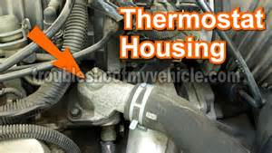 part 1 how to test the thermostat gm 3 8l v6