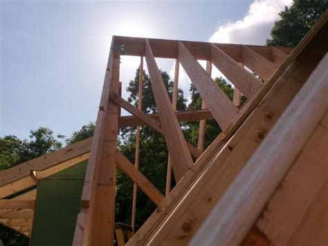 Shed Dormer Framing by Gable Roof With Shed Dormer Www Imgkid The Image