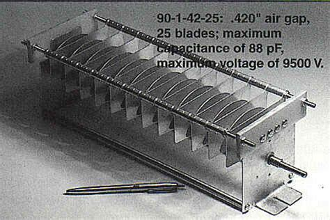diy parallel plate capacitor variable capacitor experiment 28 images the circular variable parallel plate capacitor