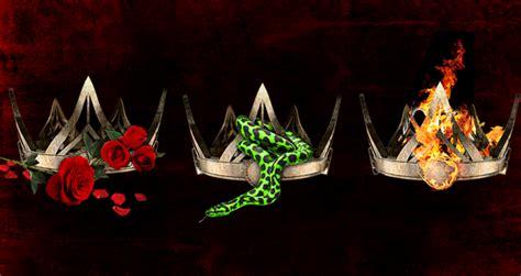 three dark crowns three dark crowns by kendare blake one page at a time