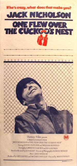 se filmer one flew over the cuckoo s nest gratis one flew over the cuckoo s nest 1975 original vintage