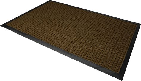 Floor Mats by Waterguard Indoor And Outdoor Entrance Mat Rubber