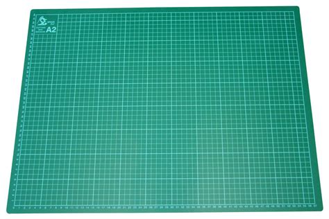 Jual Cutting Mat A3 by A2 Or A3 Or A4 Cutting Mat Non Slip Printed Grid Lines