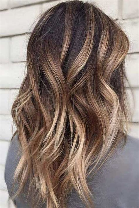 layered hair color ideas stylish layered hairstyles for