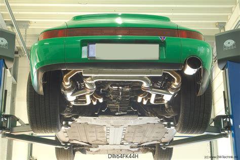 Porsche 911 Motornummer by Dw Auspufftechnik Produktbeispiele Die Marke Porsche