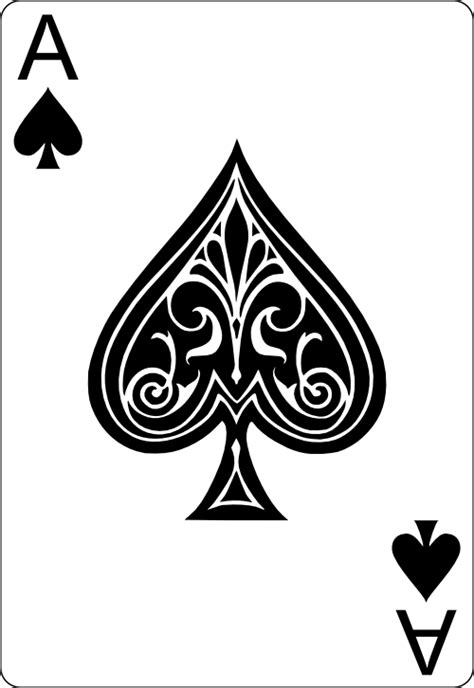wallpaper kartu remi hitam byron s blog vector playing cards