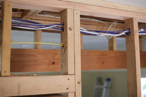 how to wire a house for cable wire your home for ethernet pcworld