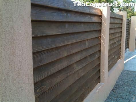 din lemn garduri lemn galati foisoare din lemn garduri din lemn