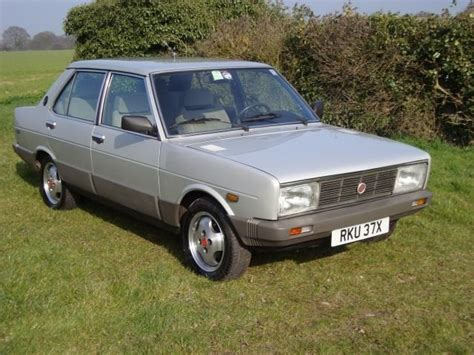 fiat 131 for sale 1981 fiat 131 abarth for sale classic cars for sale uk