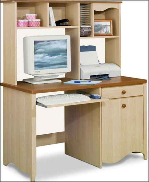 wooden computer desk with hutch wooden computer desk with hutch