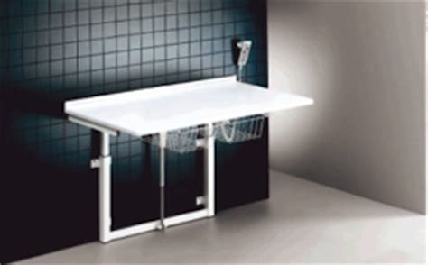 Changing Tables And Nursing Benches Scanflex Scanflex Disabled Changing Table