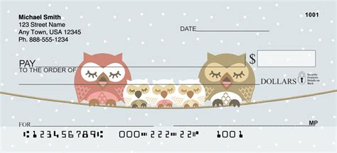 One Background Check Owls Personal Checks