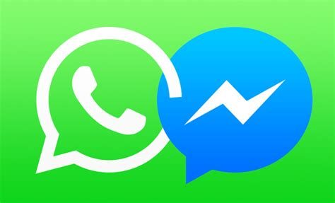 imagenes whatsapp facebook battle of the facebook apps facebook messenger vs