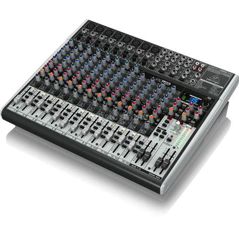 Mixer Audio Behringer 16 Channel behringer xenyx x2222usb 22 channel mixer with usb audio