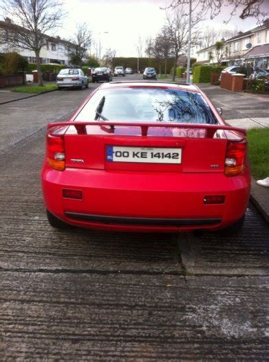 2000 Toyota Celica Motor For Sale 2000 Toyota Celica For Sale For Sale In Dublin 7 Dublin