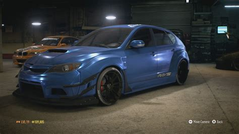 subaru gtr 2015 need for speed 2015 subaru wrx sti widebody