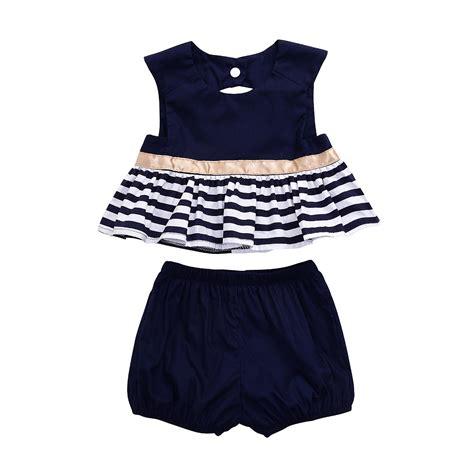 Dress Babyblues Set summer newborn baby clothes set children clothing