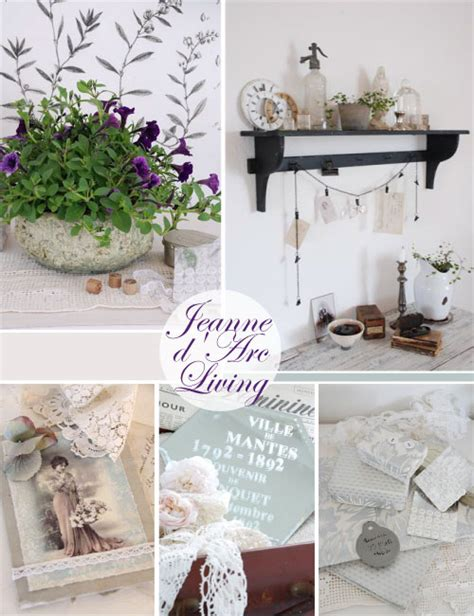 sweet home decoration jeanne d arc living