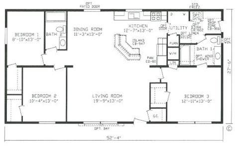 open floor plans open plan house plans south home design