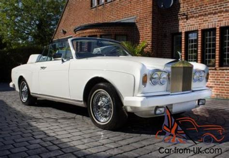 1978 rolls royce corniche 1978 rolls royce corniche convertible