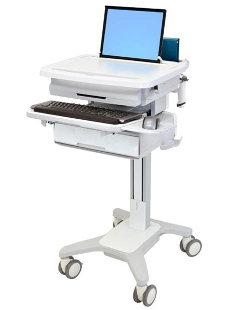 laptop schublade ergotron styleview phd sv31 6110 0